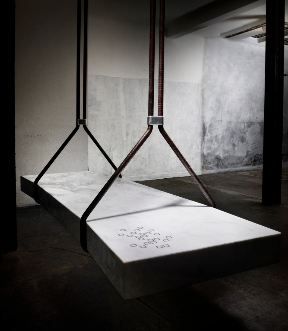 Heterotopia, Galerie Armel Soyer - Crédit : Gilles Pernet