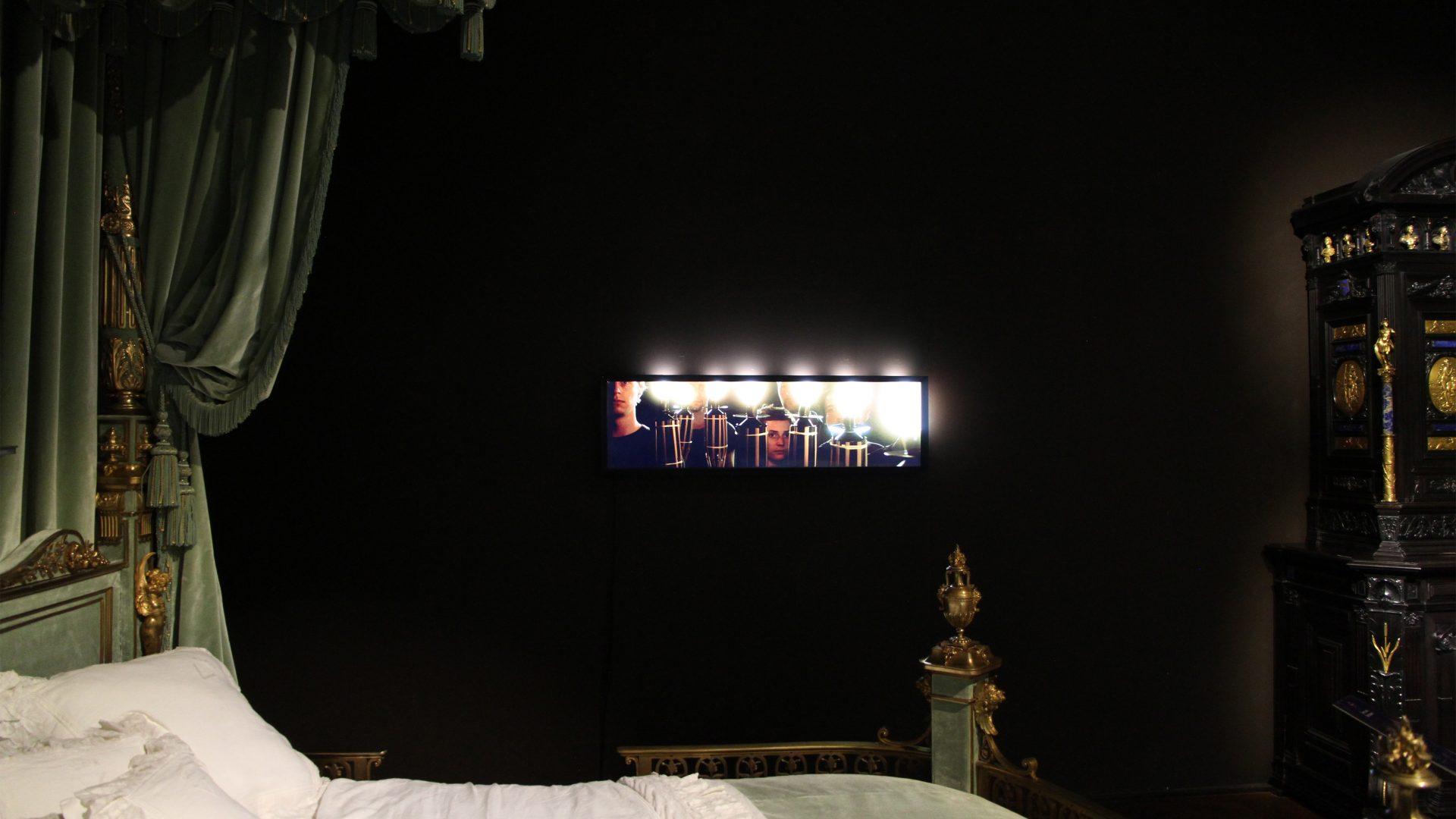L'image éclaire - Écran Flambeaux - Musée des Arts décoratifs de Paris, 2016 / credits photo : RF Studio