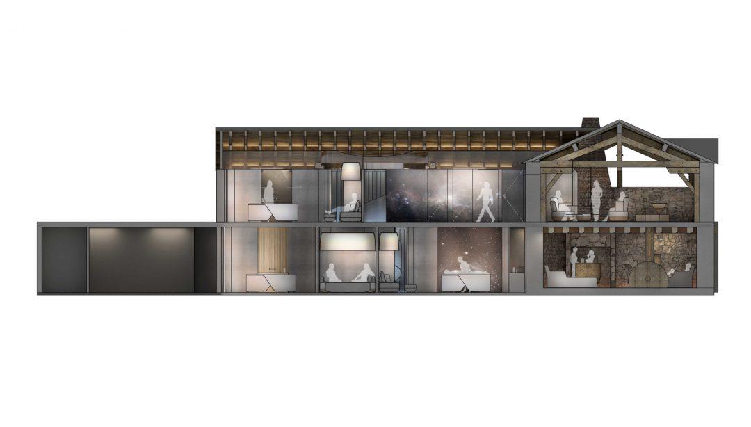 2a32bac6f1b5 La Parfumerie Hermès – RF Studio   Agence de Design à Paris