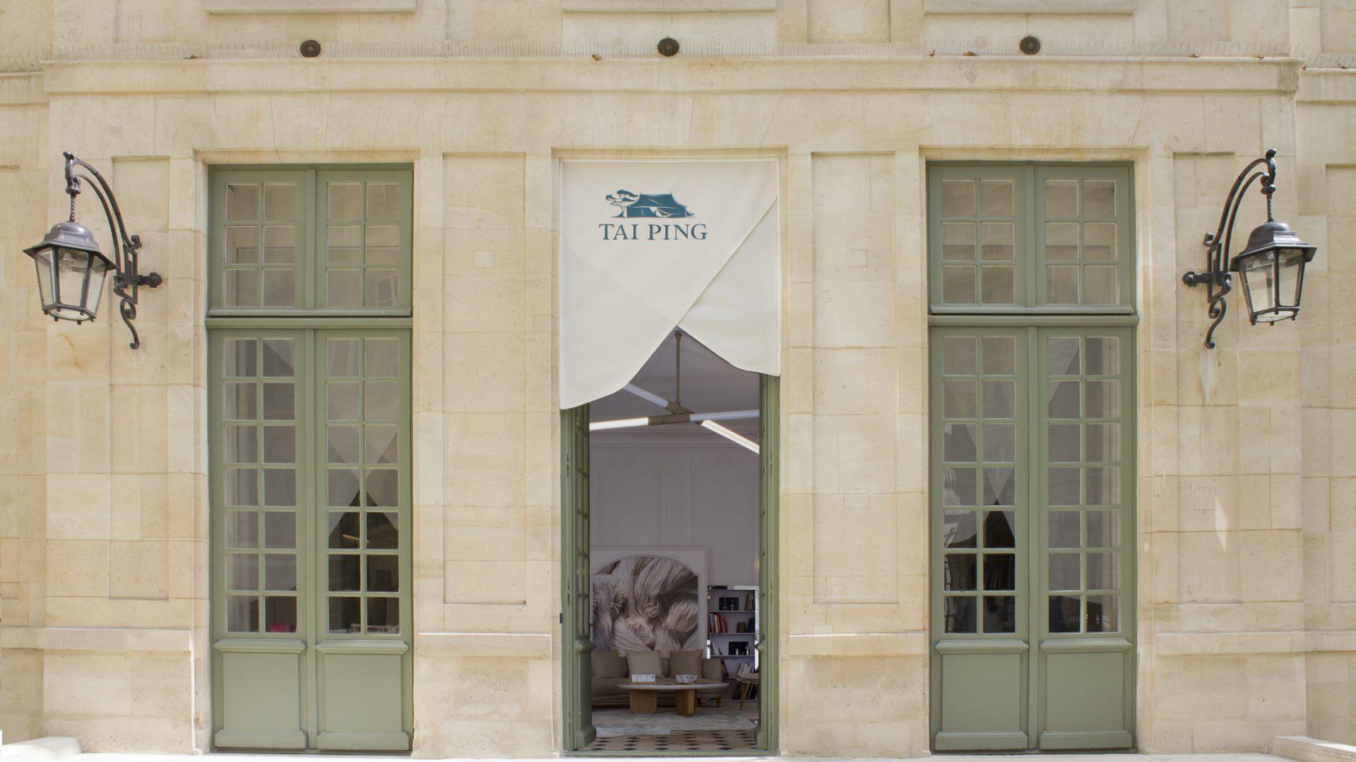 b17fcf969e42 Tai Ping Paris – RF Studio   Agence de Design à Paris