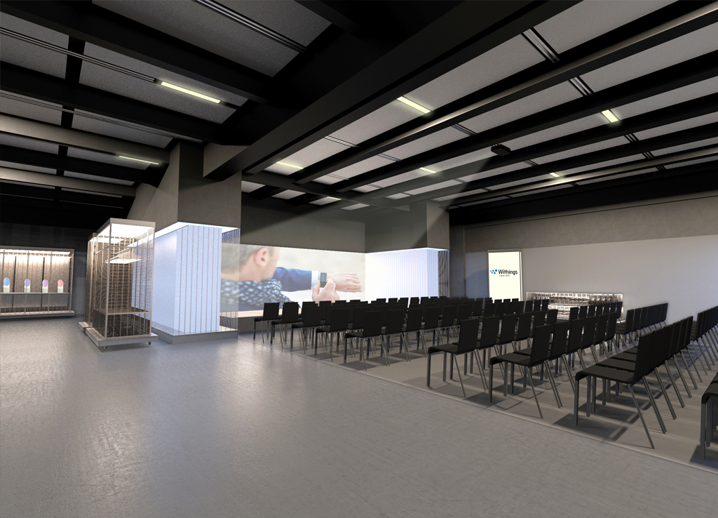 Le studio rf studio agence de design paris for Maison de la mode et du design paris