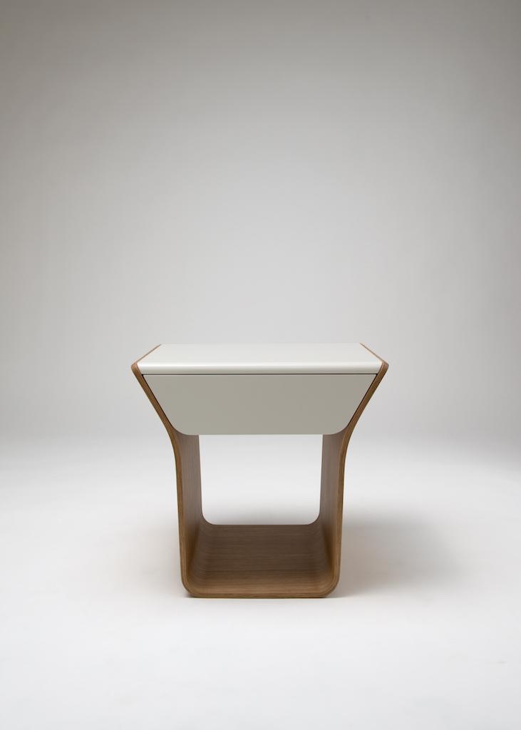 Table de chevet Walter – RF Studio : Agence de Design à Paris