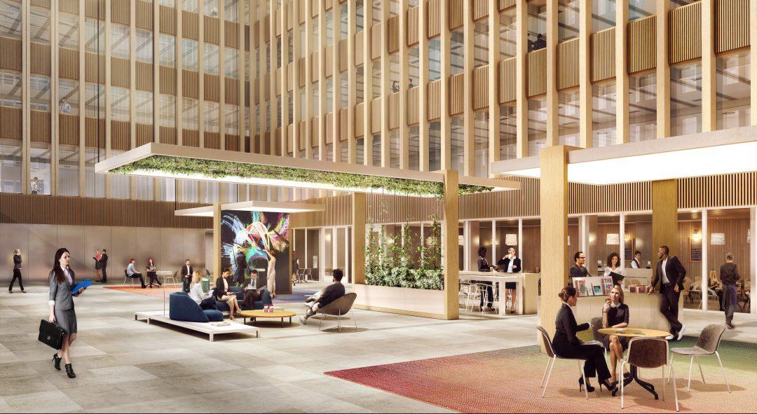 Espaces rf studio agence de design paris for Fenetre sur cour casablanca